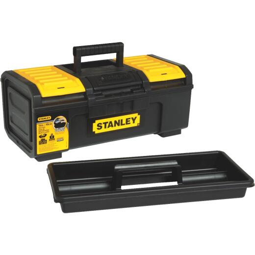 Stanley 16 In. Auto Latch Toolbox