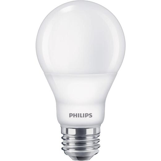 Philips SceneSwitch 60W Equivalent Daylight A19 Medium LED Light Bulb