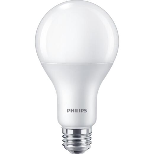 Philips 75W Equivalent Daylight A21 Medium Dimmable LED Light Bulb
